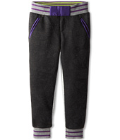 Roberto Cavalli Kids - Knitted Front Panel and Fleece Back Pants (Toddler/Little Kids)