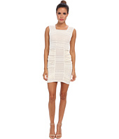 BCBGMAXAZRIA - Renee Side Rouched Center Pannel Dress