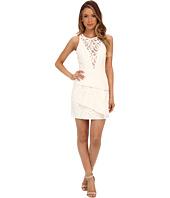 BCBGMAXAZRIA - Hanah Sleevless Asymmetrical Hem Dress