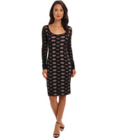 BCBGMAXAZRIA - Tanya Stretch Lace Dress