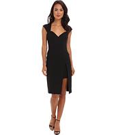 BCBGMAXAZRIA - Moss Sleeveless Structured Fitted Short Dress