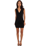 BCBGMAXAZRIA - Alondra Gathered Cocktail Dress NYC6F442