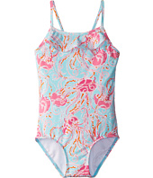 Lilly Pulitzer Kids - Bayberry One-Piece Swimwuit (Toddler/Little Kids/Big Kids)