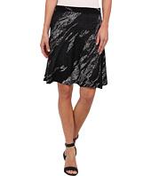 BCBGMAXAZRIA - Karlie Jacquard A-Line Skirt
