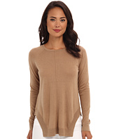 BCBGMAXAZRIA - Kit Detail Sweep Pullover Sweater
