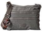Kipling Alvar Crossbody Bag (Dusty Grey)