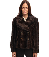 Vivienne Westwood Red Label - Faux Fur Cropped Jacket