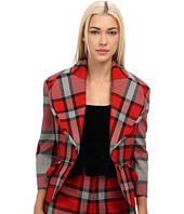 Vivienne Westwood Red Label - Red Plaid Blazer