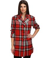 Vivienne Westwood Red Label - Plaid Oversize Coat