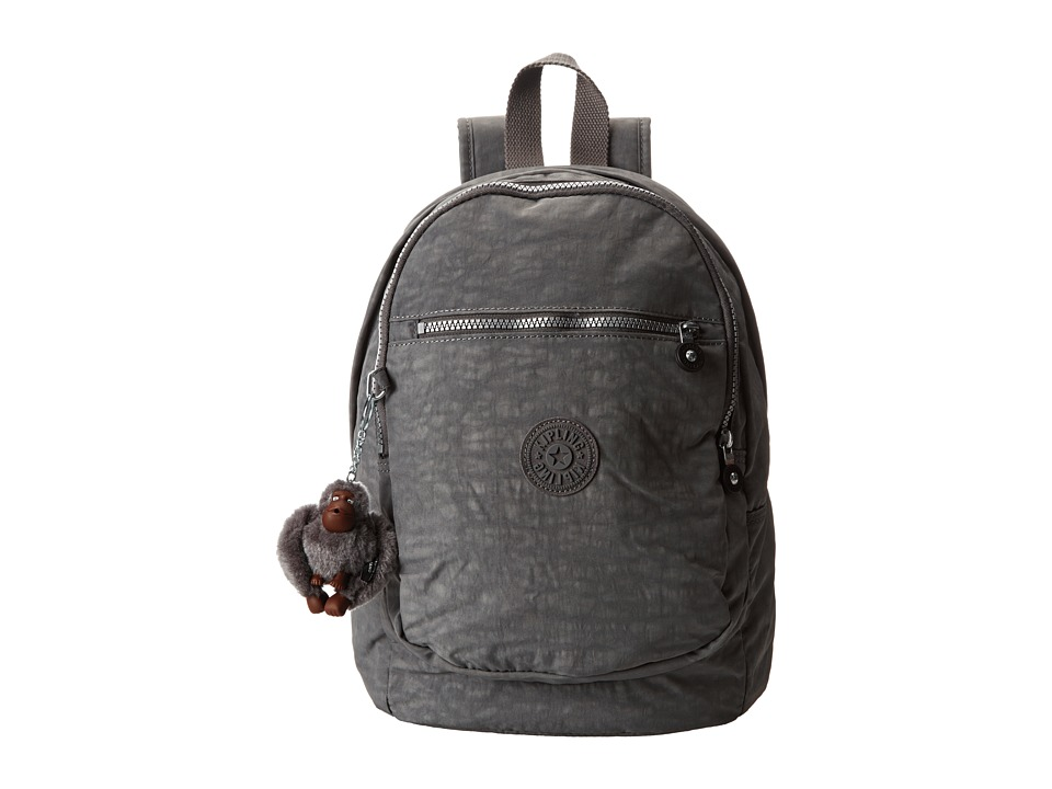Kipling - Challenger II Backpack (Dusty Grey) Backpack Bags