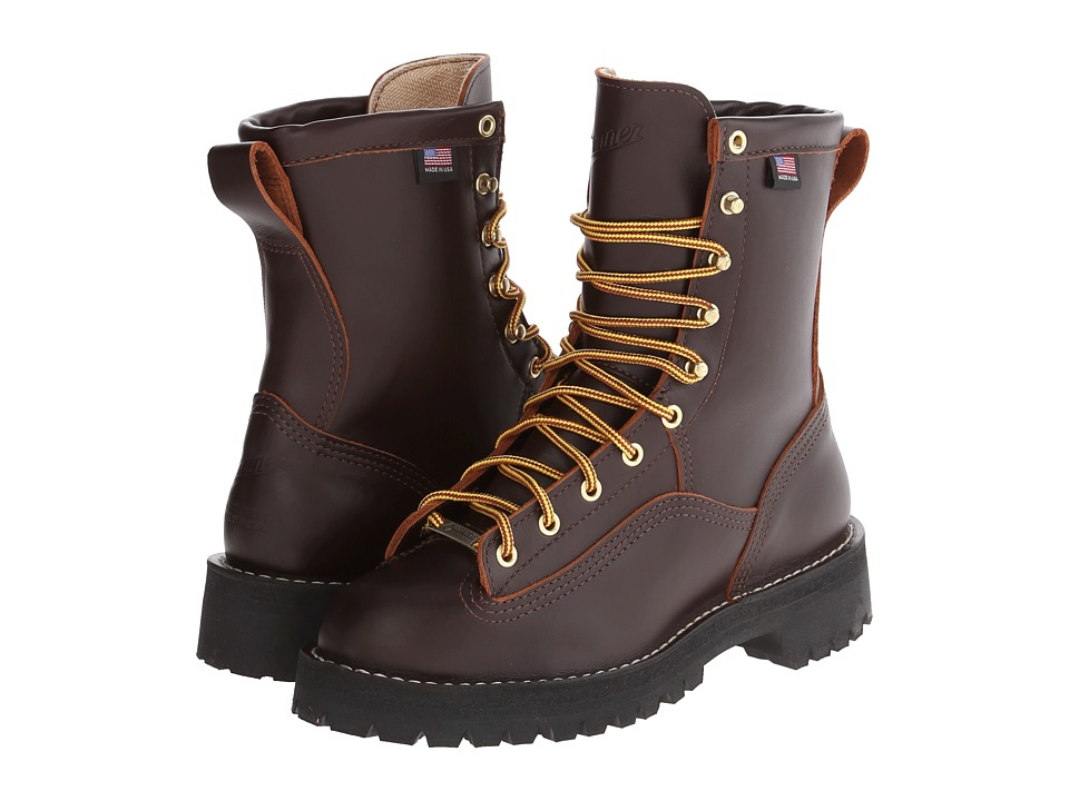 Danner - Rain Foresttm 8 (Brown) Mens Shoes