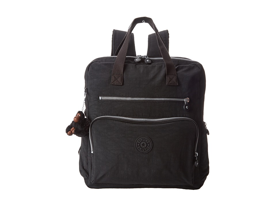 Kipling Audra Backpack Black Backpack Bags