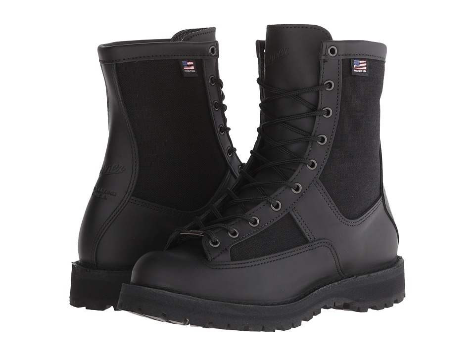 Danner - Acadia(r) 8 (Black) Mens Work Boots