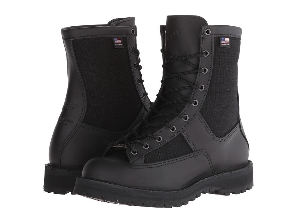 Danner Acadia 8 Black Mens Work Boots