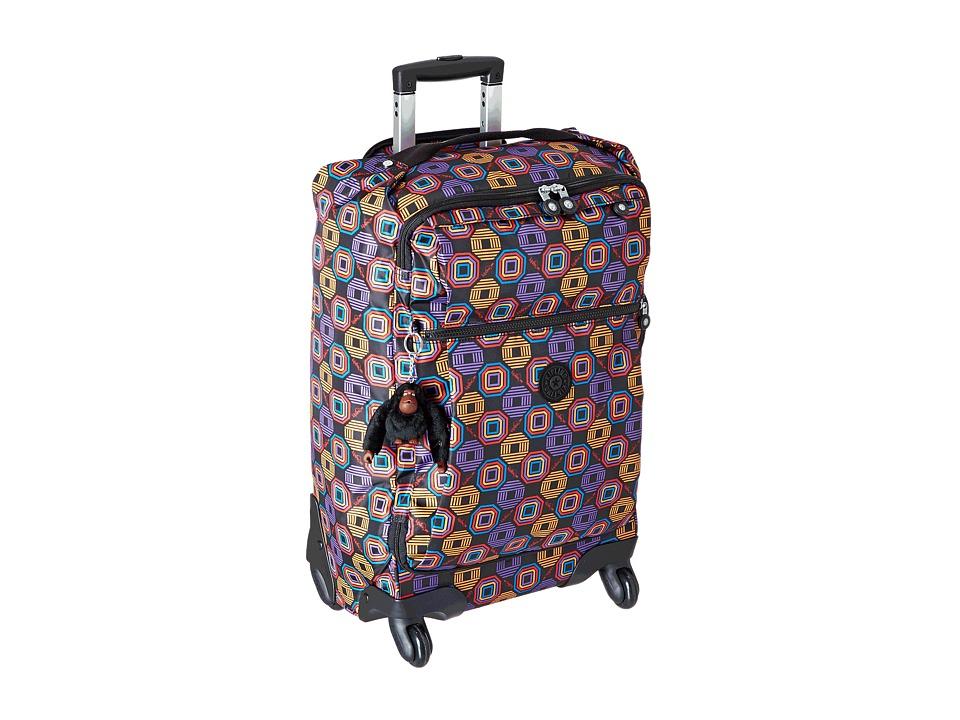 Kipling - Darcey Luggage Small (Honey Combo) Luggage