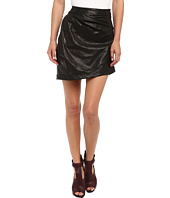 Vivienne Westwood Anglomania - Leather Isolation Skirt