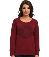 Delivering Happiness - Solid Dreamer Mandala Sweatshirt