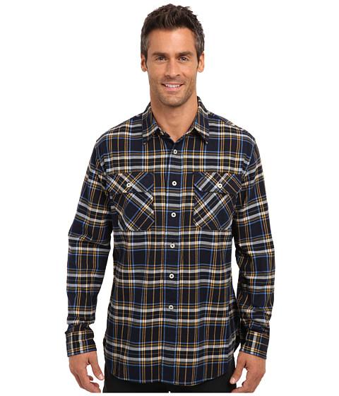 Pendleton l s burnside flannel shirt for Athletic cut flannel shirts