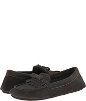 ISOTONER Signature - Desta Moccasin with Fringe
