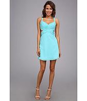 Faviana  Short Chiffon Dress w/ Cutouts 7201  image