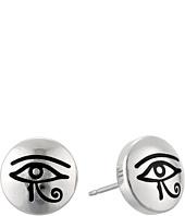 Alex and Ani - Eye of Horus Sacred Studs Post Earrings