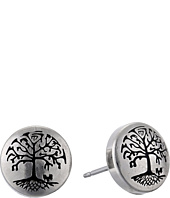 Alex and Ani - Tree of Life Studs Post Earrings
