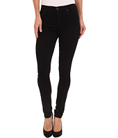 Hudson - Barbara High Waist Super Skinny in Black