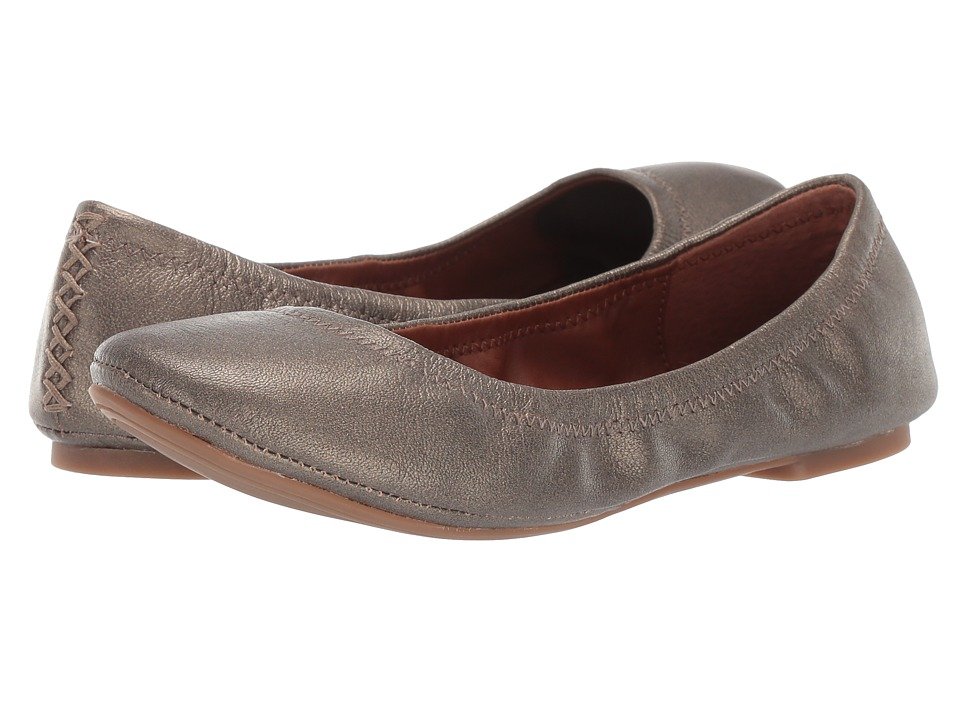 Lucky Brand Emmie (Pewter) Flats