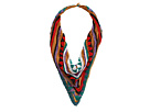 Gypsy SOULE Tribal Beaded V Collar Necklace