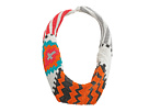 Gypsy SOULE Tribal Beaded Collar Scarf Necklace (Multi)