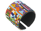 Gypsy SOULE - Mosaic Bead Cuff (Multi)