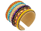 Gypsy SOULE - Rainbow Bead Cuff (Multi)