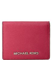 MICHAEL Michael Kors - Jet Set Travel Flap Card Holder