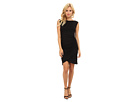 Michael Stars Sleeveless Dress w/ Shirring Detail