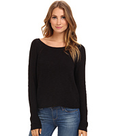 Michael Stars - Cotton Slub L/S Boatneck Sweater