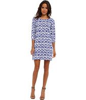 Hatley - 3/4 Sleeve Shift Dress