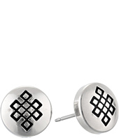 Alex and Ani - Endless Knot Sacred Studs Post Earrings