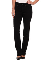 Miraclebody Jeans - Katie Straight Leg in Jet Black