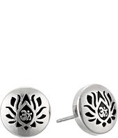 Alex and Ani - Lotus Peace Petals Sacred Studs Post Earrings