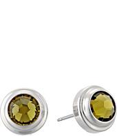 Alex and Ani - Khaki Healing Sacred Studs Post Earrings