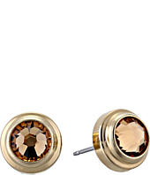 Alex and Ani - Light Topaz Clarity Sacred Studs Post Earrings