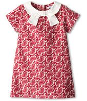 Elephantito  Corduroy A Line Dress w/ Bow Collar (Toddler/Little Kids)  image