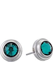 Alex and Ani - Emerald Love Sacred Studs Post Earrings