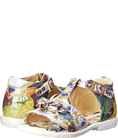 Dolce & Gabbana - Graphic Print T-Strap Sandal (Toddler)
