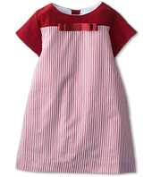 Elephantito  Color Block Stripped Dress (Toddler/Little Kids)  image