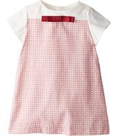 Elephantito  Color Block Mauve Dress (Toddler/Little Kids)  image