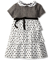 Elephantito - Tiered Wool Dress (Toddler/Little Kids)