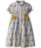 Elephantito - Smocked Feathers Dress (Toddler/Little Kids)