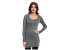 Michael Stars Shine L/S Scoop Neck Tunic