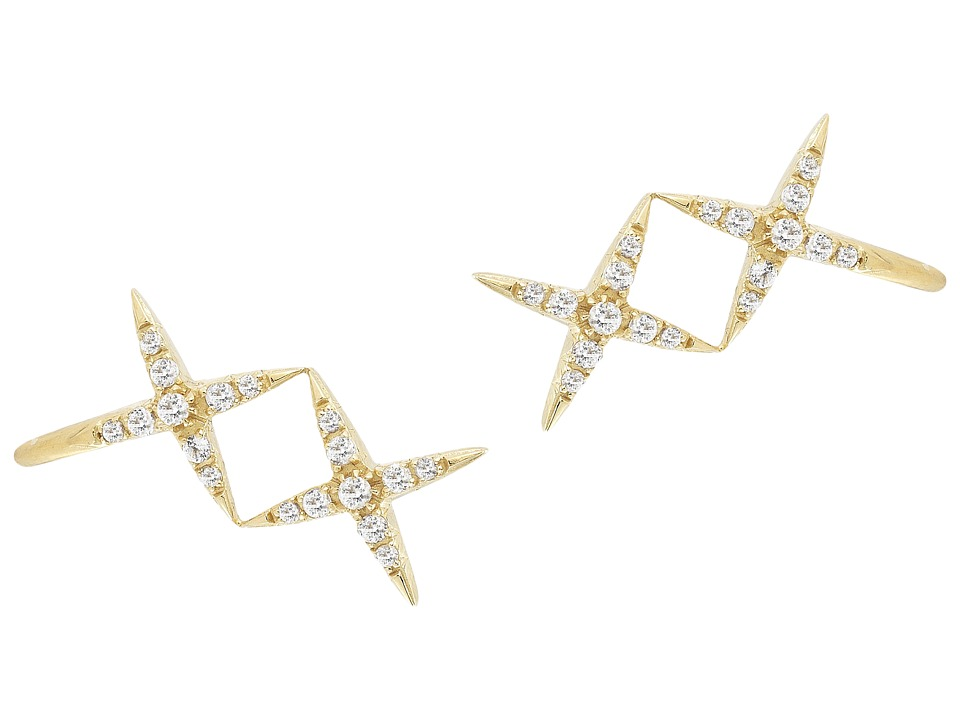 Elizabeth and James - Vida Ear Cuff (Gold) Earring